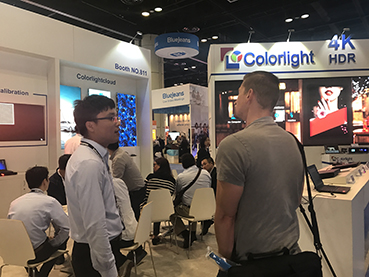Colorlight wins big at infoComm2017 Orlando