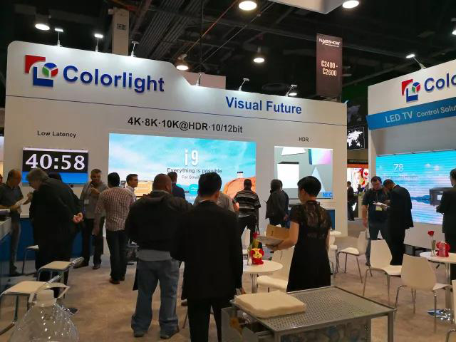 Seeing the Development Trend and Application of Small Pitch LED from NAB Show